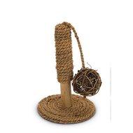 Beeztees Knaagdierspeelgoed Coconut Rope Speelpaaltje