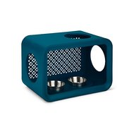 Beeztees Cat Cube Dinner Grijs 49x29x32,6cm