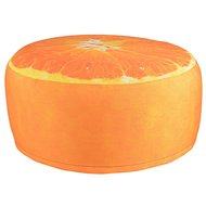 Esschert Tuinpoef sinaasappel 58x58x32,5cm