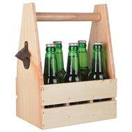 Esschert Flaschenträger mit Öffner 27,7x16,4x34,2cm