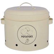 Esschert Voorraadblik aardappels 27x23,2x21,3cm