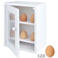 Esschert Houten Eierkastje 21,7x16,7x26,3cm