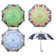 Esschert Regenschirm Hunde