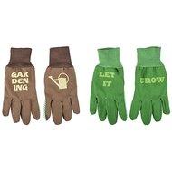 Esschert Handschuhe Connecting Text Assorti