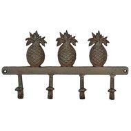Esschert Ananas hanger 4 haken 35,5x6,1x19,4