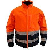 M-Safe Jacke Softshell Orange