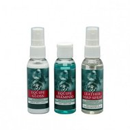 Grand National Reisset Glansspray,Shampoo,Lederspray 3x50ml