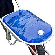 H2go bag Poche à Eau pour Brouette Bleu 80 L
