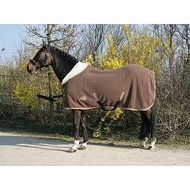 Harrys Horse Teddyfleece Rug 1/2 Neck Brown