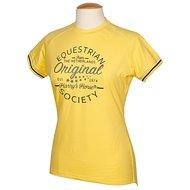 Harrys Horse Shirt Alston Empire Yellow