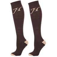 Harrys Horse Socks Uni Brown