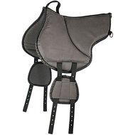 Harrys Horse Bare Back Pad Zwart