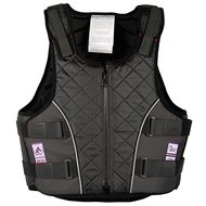 Harrys Horse Bodyprotector 4safe Junior Zwart