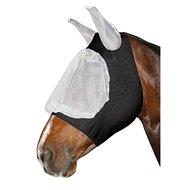 Harrys Horse Vliegenmasker Lycra Met Oren Zwart