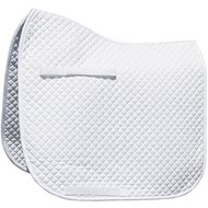 Harrys Horse Saddlepad Delux White