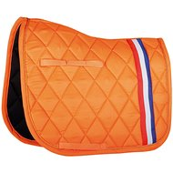 Harrys Horse Zadeldek Dutch Oranje Full DR