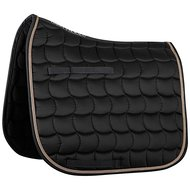 Harrys Horse Saddlepad Dressage Descent Black