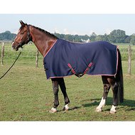 Harry Horse Jersey Cooler Deken Navy