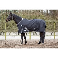 Harrys Horse Thor 0 Gram + Fleece Zwart