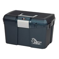 Harrys Horse Medium Grooming Box Navy