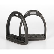 Harrys Horse Stirrups Compositi Profile Black