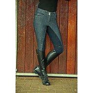 HKM Rijbroek Miss Blink Jeansblauw