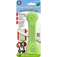 Pet Qwerks Flavorit Nylon Breath Bone