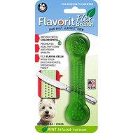 Pet Qwerks Flavorit Flex Breath Bone