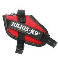 Julius-K9 Idc Powerharness Rood