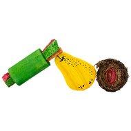Woodn Loofah Pretty Toys