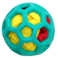 Charley & Molley Hexagonal Ball with Streamers 9cm