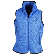 Red Horse Duel Bodywarmer Royal Blue