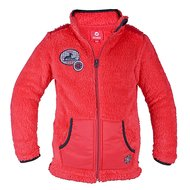 Red Horse Fluffy Vest