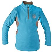 Red Horse Fjord Fleece Vest Turquoise