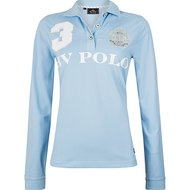 HV Polo Poloshirt Favouritas EQ LS Flame
