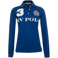 HV Polo Poloshirt Favouritas EQ LS Royal Blue