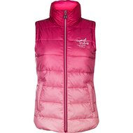 Imperial Riding Bodywarmer Lucky Boy Fuchsia