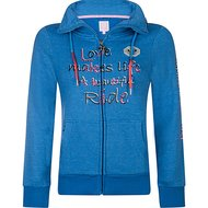 Imperial Riding Sweat vest Paradiso blue