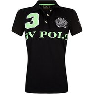 HV Polo Polo shirt Favouritas LTE SS Black