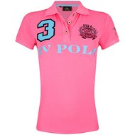 HV Polo Polo shirt Favouritas LTE SS Candy pink