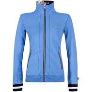 HV Polo Zip vest Nova Blueberry