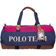 HV Polo Canvas Sportsbag XL Clyde Roja