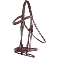 HV Polo Leather bridle Palez