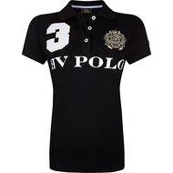HV Polo Polo Favouritas EQ SS Black