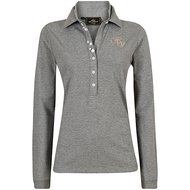 HV Polo Polo Shirt Gilda Grey Melange