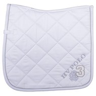 HV Polo Saddlepad Favouritas DR Optical White