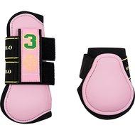 HV Polo Set Peesbes en Strijklap Favouritas LTE Pink