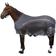 HV Polo Softshell Mesh Rug Furioso Warm Charcoal