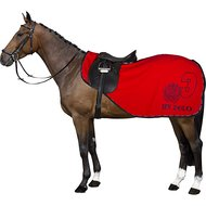 HV Polo Uitrijdeken Favouritas Fleece Bright Red