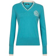 HV Polo V Neck Favouritas Fashion Lago Blue